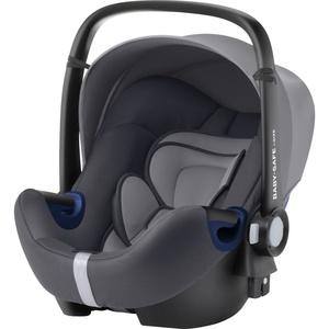 Детское автокресло Britax Roemer Baby-Safe2 i-Size Storm Grey + база FLEX
