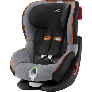 Детское автокресло Britax Roemer King II LS Black Series Black Marble Highline