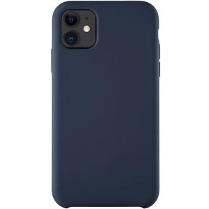 Чехол для смартфона uBear Soft Touch Case для iPhone 11, синий