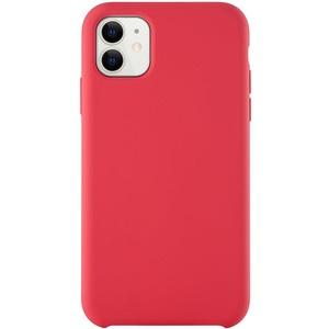 Чехол для смартфона uBear Soft Touch Case для iPhone 11, красный