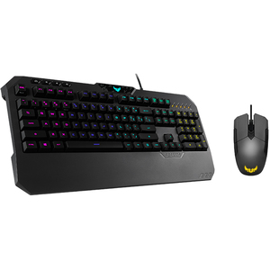 Комплект клавиатуры и мыши ASUS TUF Gaming Combo K5 & M5 90MP01A0-B0RA00