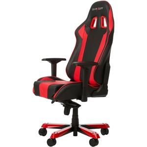 Компьютерное кресло DXRacer King OH/KS06/NR черный/красный