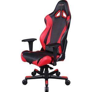 Компьютерное кресло DXRacer Racing OH/RJ001/NR черный/красный