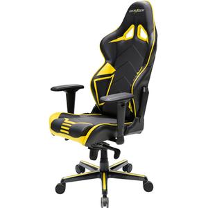 Компьютерное кресло DXRacer Racing OH/RV131/Nyчерный/желтый