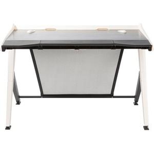 Компьютерный стол DXRacer Gaming Desk GD/1000/NW черный/белый