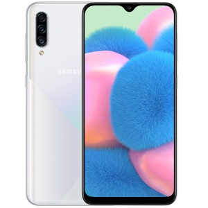 Смартфон Samsung Galaxy A30s 64GB (2019) белый