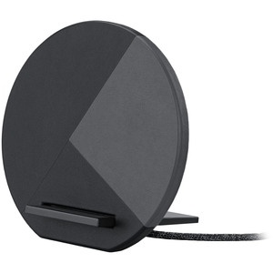 Беспроводное зарядное устройство Native Union Dock Wireless Marquetry (DOCK-WL-MARQ-GRY), серый
