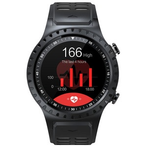 Смарт-часы GEOZON Sprint Black/Red (G-SM02BLKR)