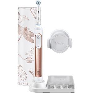 Электрическая зубная щетка Braun Genius 10000N/D701.515.6XC Rose Gold