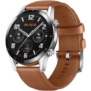 Умные часы Huawei Watch GT 2 Pebble Brown Hybrid Strap (LTN-B19)
