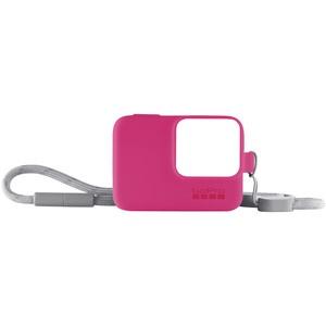 Силиконовый чехол GoPro ACSST-011 розовый