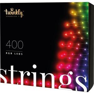 Умная гирлянда Twinkly Strings TWS-400 STP