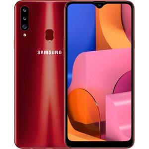 Смартфон Samsung Galaxy A20s (2019) красный