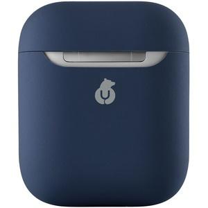 Чехол для AirPods uBear CS54DB12-AP синий