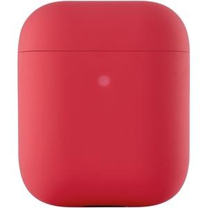 Силиконовый чехол uBear Touch Case для Apple AirPods, красный