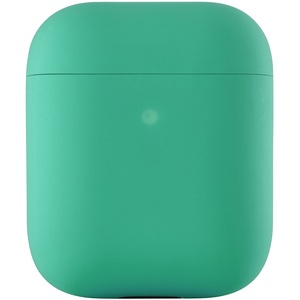 Силиконовый чехол uBear Touch Case для Apple AirPods, мятный