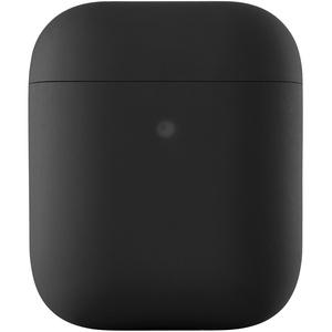 Силиконовый чехол uBear Touch Case для Apple AirPods, черный