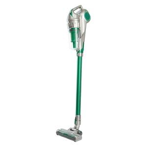 Вертикальный пылесос Kitfort КТ-517-3 серо-зеленый