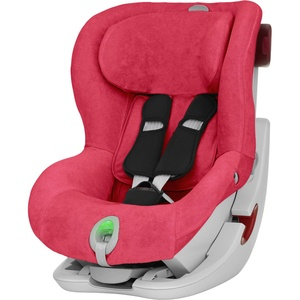 Чехол для детского автокресла Britax Roemer King II ATS/LS, розовый