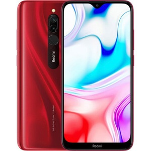 Смартфон Xiaomi Redmi 8 64GB Ruby Red