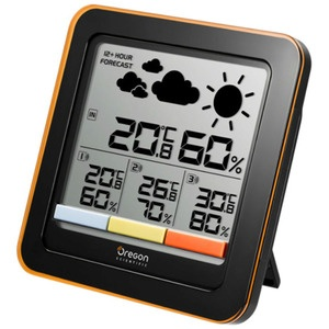 Цифровая метеостанция Oregon Scientific RAR 502X