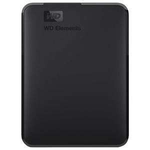 Внешний жесткий диск (HDD) Western Digital Elements Portable 4TB