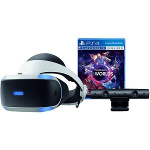 Система виртуальной реальности Sony PlayStation VR Worlds, ваучер на загрузку VR