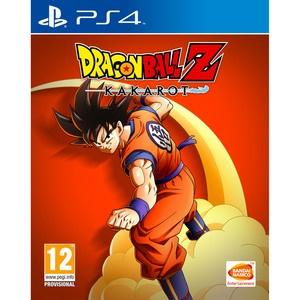 Dragon Ball Z: Kakarot PS4, русские субтитры