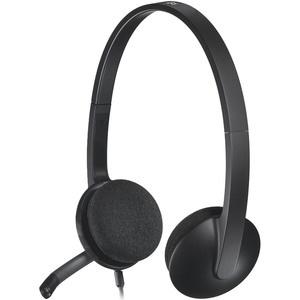 Компьютерная гарнитура Logitech Headset H340