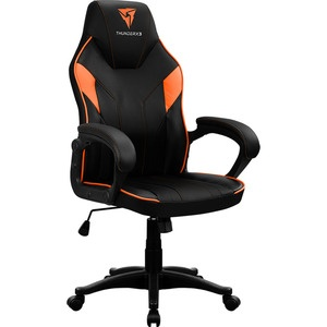 Компьютерное кресло ThunderX3 EC1 Black-Orange AIR
