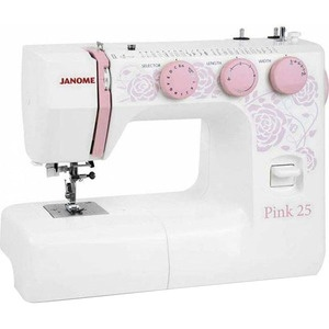 Швейная машинка Janome Pink 25