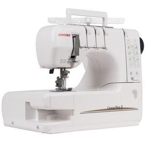Швейная машинка Janome Cover Pro 2