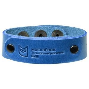Браслет Москвенок WOCHI P со встроенным чипом (размер S), синий
