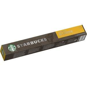 Капсулы для кофемашин Starbucks Blonde Espresso Roast
