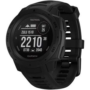Умные часы Garmin Instinct Tactical черный (010-02064-70)
