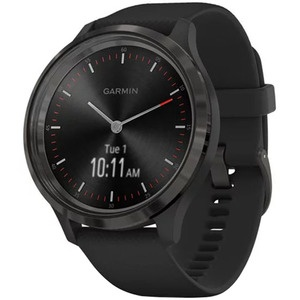 Смарт-часы Garmin Vivomove 3 Black/Black (010-02239-21)