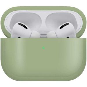 Чехол для AirPods VLP Plastic Case PCAP3-LG светло-зеленый