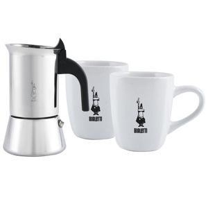 Гейзерная кофеварка Bialetti Venus 1682, 2 чашки