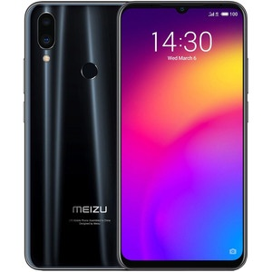 Смартфон Meizu Note9 64GB Black