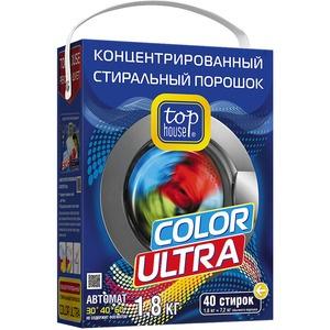 Концентрированный стиральный порошок Tophouse Color Ultra 1.8 кг
