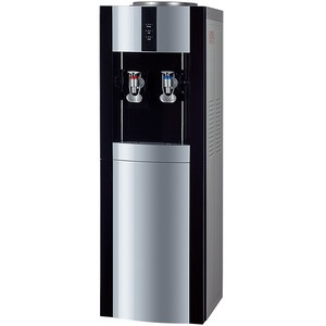 Кулер для воды Ecotronic Экочип V21-L (7212) черный/серебристый