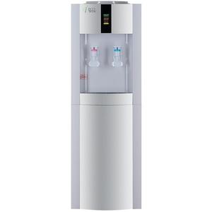 Кулер для воды Ecotronic H1-LCE (4436) белый/серебристый