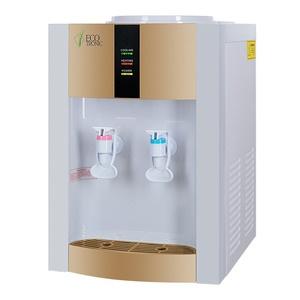Кулер для воды Ecotronic H1-T (7147) белый/золотой