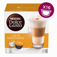 Капсулы для кофемашин Nescafe Latte Macchiato (16шт)