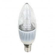 Лампа FlexLED LED-E14-3W-01W, теплый спектр