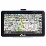 GPS-навигатор Ritmix RGP-665