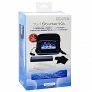 Аксессуар для приставки DreamGear DGPSV-3300 для PS Vita (7в1)