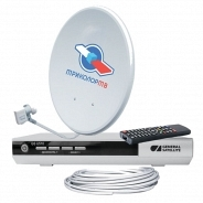 Комплект спутникового телевидения Триколор Комплект FULL HD