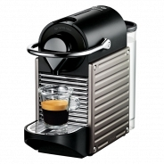 Кофеварка Nespresso Krups XN 3005 Pixie Titan
