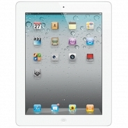 Планшет Apple iPad 4 64Gb Wi-Fi White MD515
